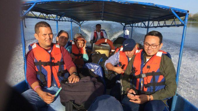 Ejercitó justifica retención de periodistas que iban rumbo a Indio Maíz. Foto/Cortesía
