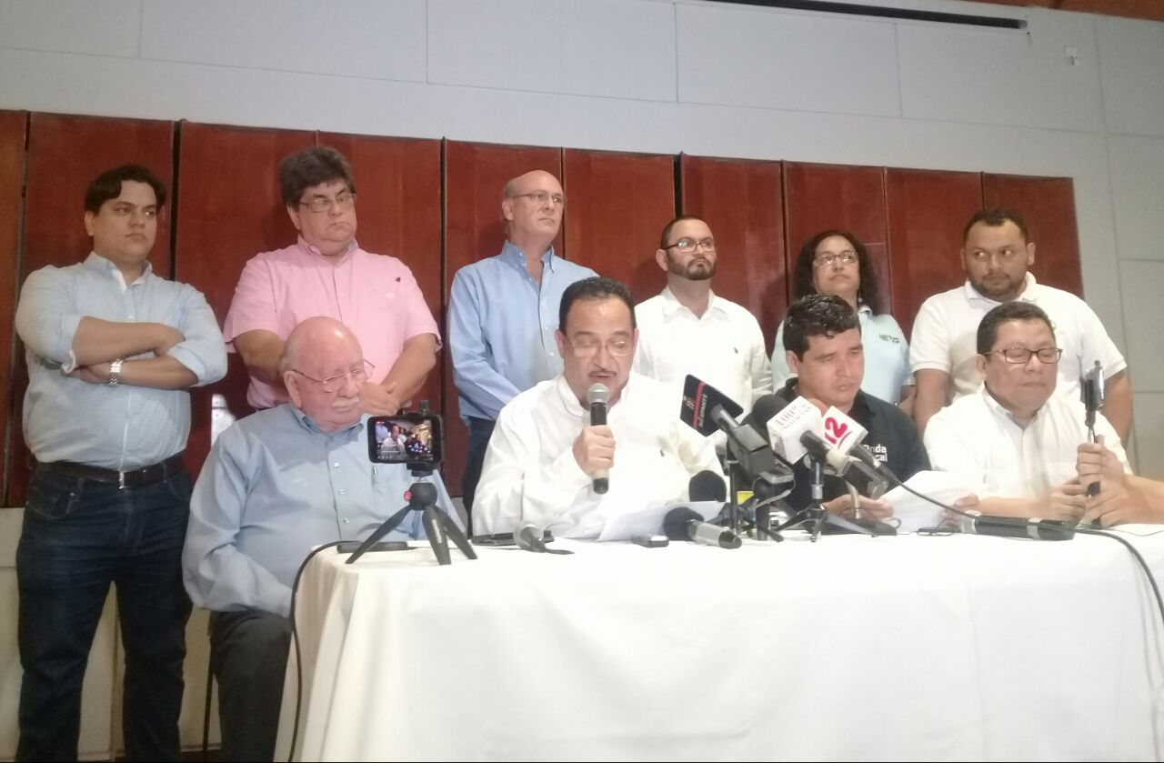 Periodistas independientes de Nicaragua se pronuncian contra agresiones y violaciones: Fotografía: Artículo66