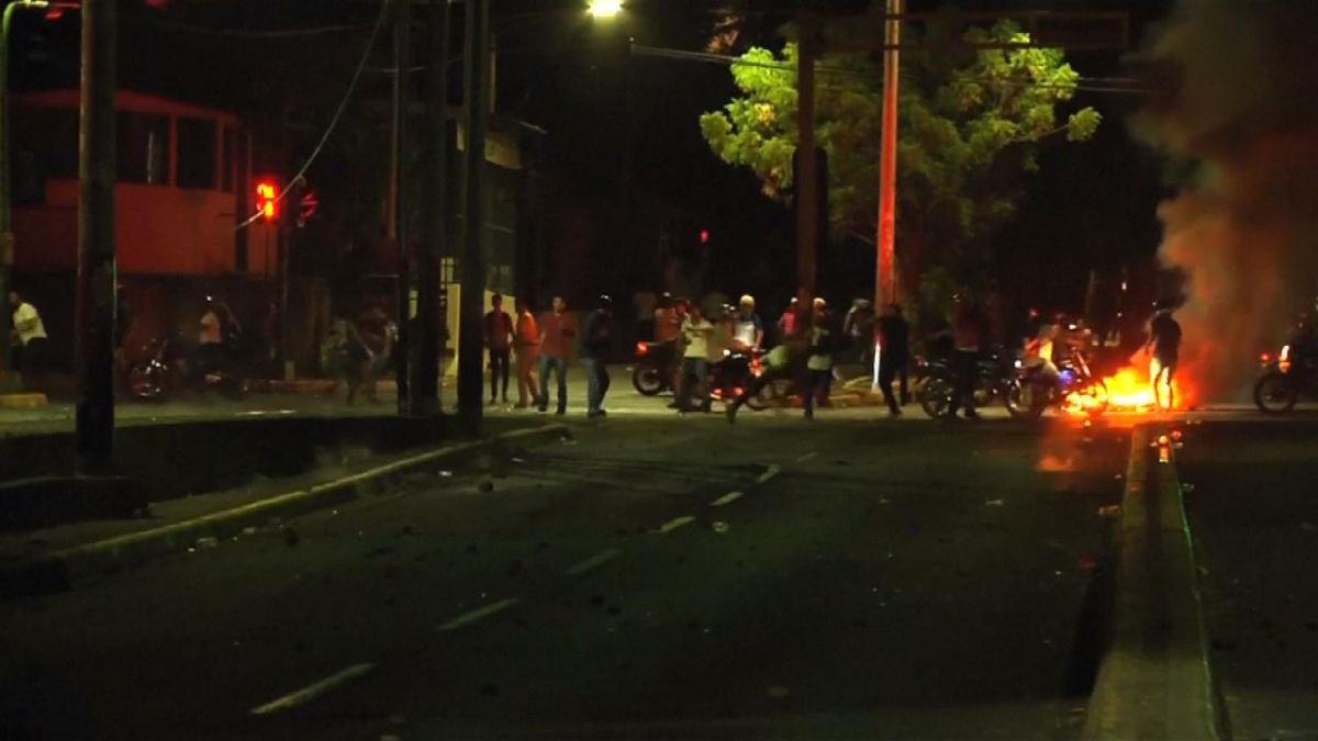 Noche sangrienta en Managua deja dos jóvenes asesinados