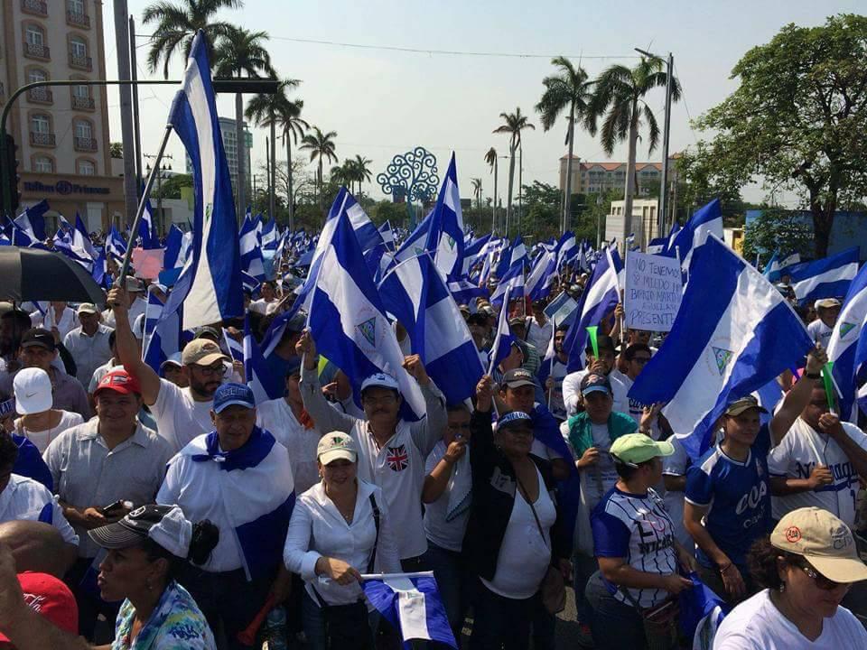 Empresa Privada acompañará por segunda ocasión marcha nacional. Foto: M. Mercado