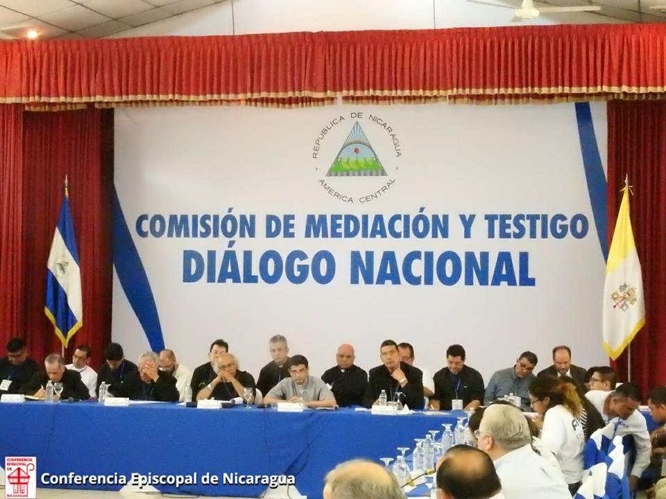 II Sesión del Diálogo Nacional. Foto: CEN