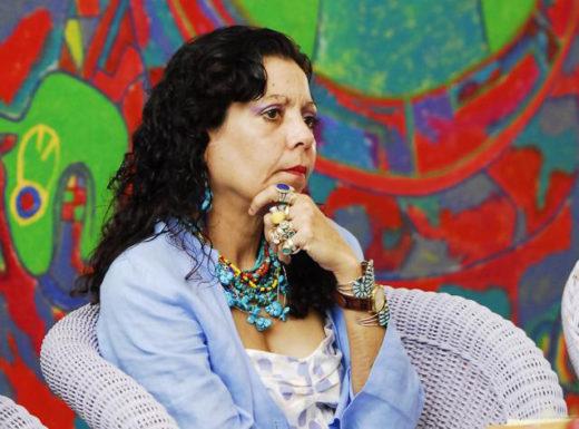 Rosario Murillo, vicepresidenta de Nicaragua. Foto: La Prensa