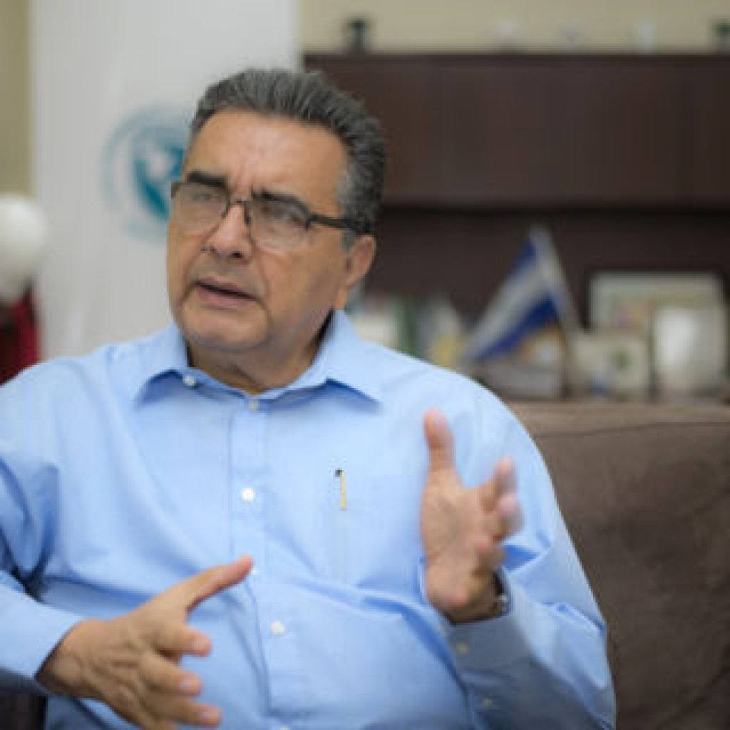 Ernesto Medina, rector de la UAM. Foto: La Prensa