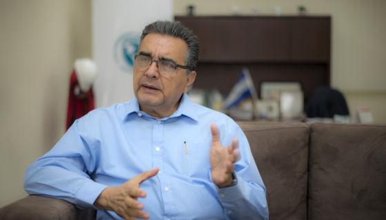 Dr. Ernesto Medina demanda beligerancia al Cosep ante la detención de sus directivos. Foto: La Prensa