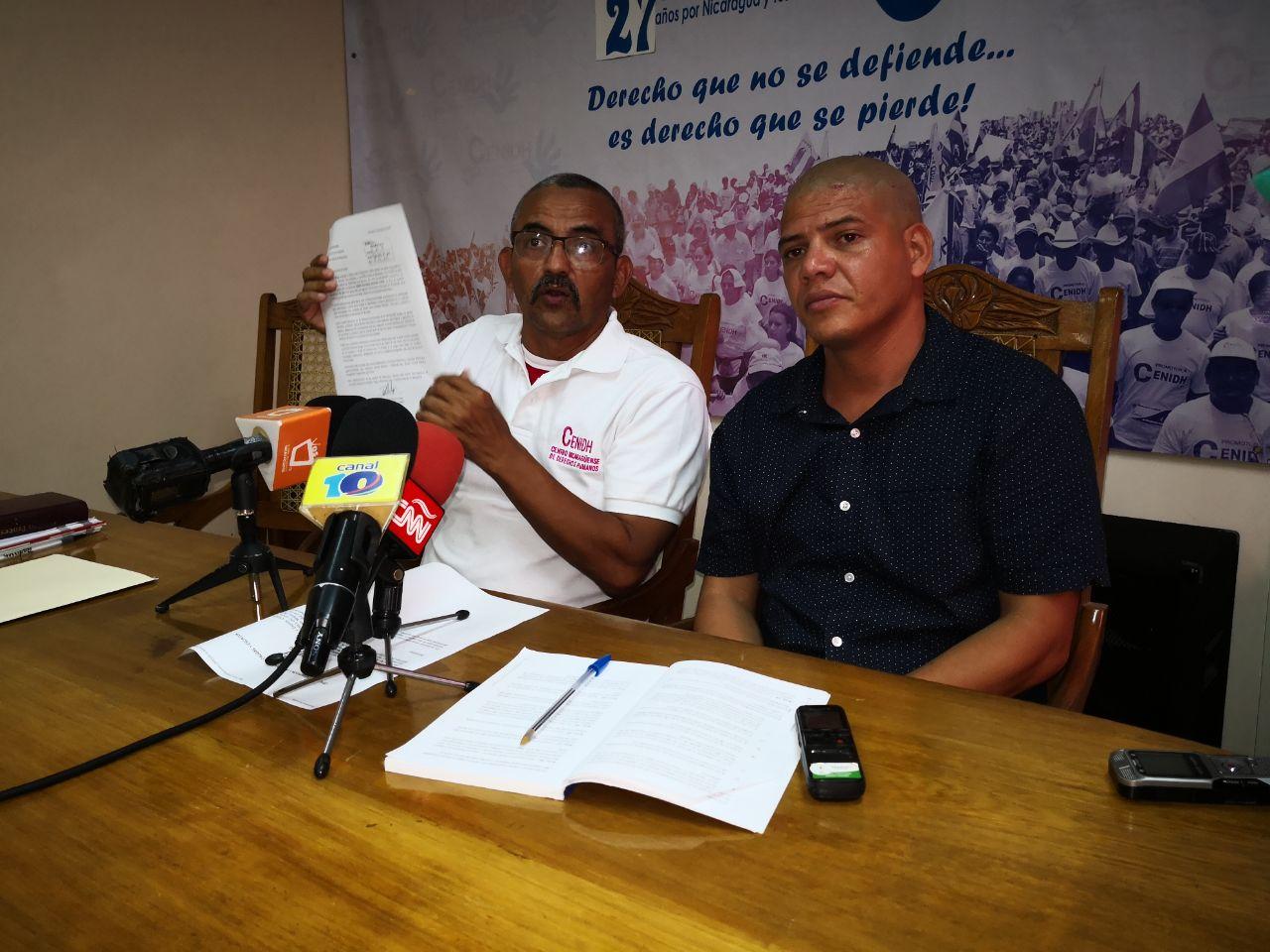 Juan Carlos Gahona, hermano del periodista Ángel Gahona. Fotografía: Artículo66