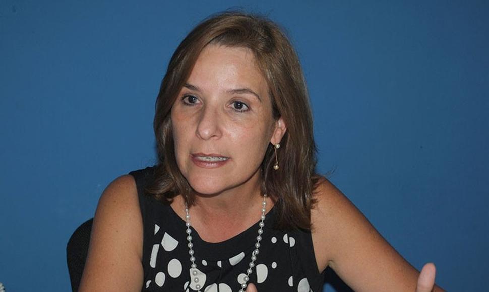 Lucy Valenti, presidenta de Canatur. Foto: END