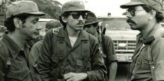 Hijo de Víctor Tirado López: Mi padre no tiene completa lucidez mental y Ortega sacó provecho de la condición en la que se encuentra mi papa. En la foto: Víctor Tirado, Humberto Ortega y Daniel Ortega.