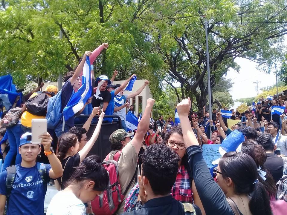 La Resistencia - Un podcast sobre la situación en Nicaragua. Fotografía: Artículo66