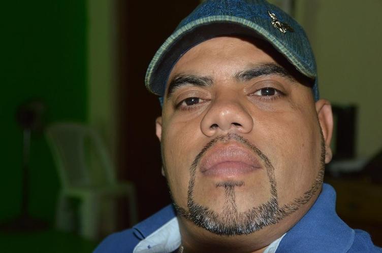 Ángel Gahona López, de 42 años, quien recibió un disparo en la cabeza el 21 de abril en la ciudad de Bluefields