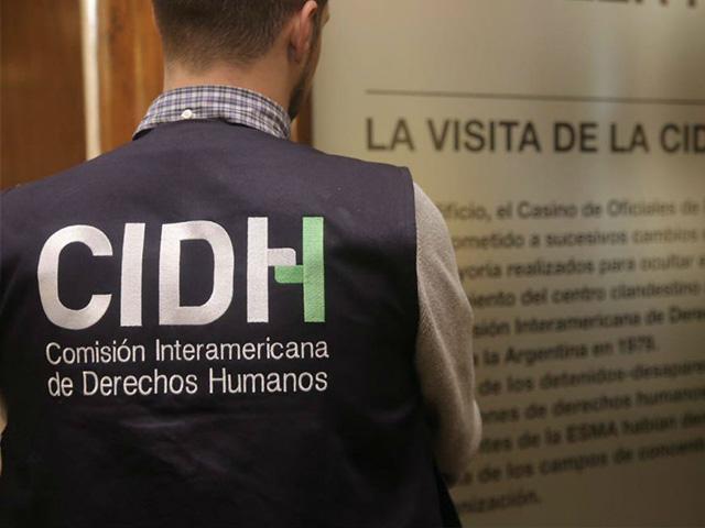 Comisión Interamericana de Derechos Humanos empieza jornadada preliminar de trabajo en Nicaragua. Foto: Cortesía a Diario Metro