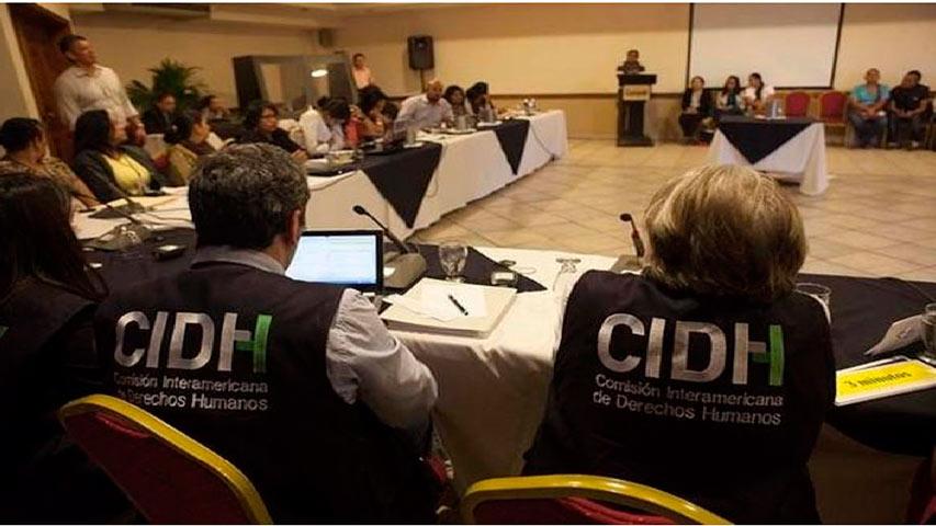 Comisión Interamericana de Derechos Humanos vendrá a Nicaragua. Foto: Internet
