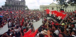 Vieja guardia del FSLN le saca provecho a protestas y crisis del liderazgo de Rosario Murillo