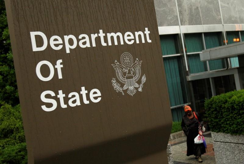 El Departamento de Estado de EEUU condena la violencia en Nicaragua. REUTERS/Jim Young