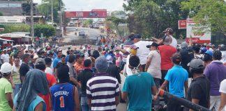 En la zona campesina ya hay paro para forzar la salida de Daniel Ortega. Fotografía: Artículo66