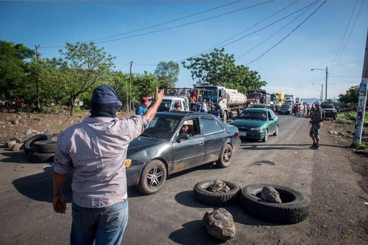Tranques serán más flexibles para que régimen de Daniel Ortega no siga obstaculizando el avance del Diálogo Nacional. Foto: La Prensa