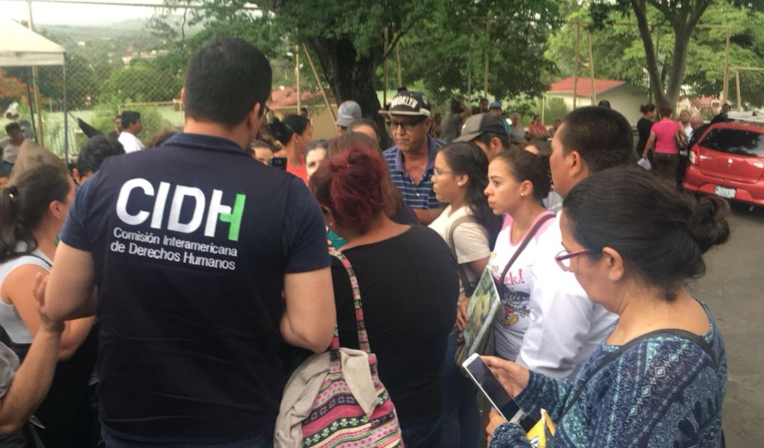 El régimen de Daniel Ortega no dejó que la CIDH entrara a El Chipote