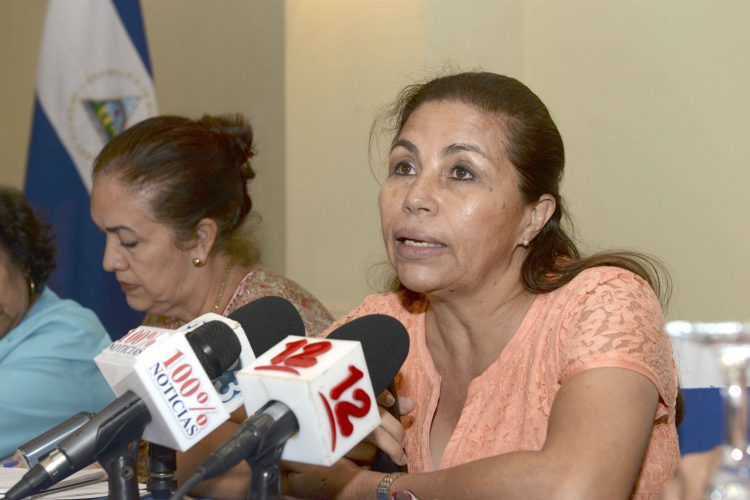 Régimen de Daniel Ortega monta la misma patraña que armaron contra Félix Maradiaga para difamar a la defensora de derechos humanos Haydee Castillo, en Ocotal. Foto: La Prensa