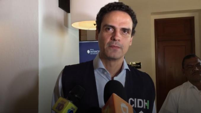 Paulo Abrao, secretario ejecutivo de la CIDH. Foto: Radio Corporación