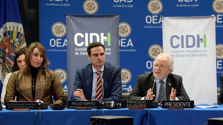 Violencia en Nicaragua va ante el Consejo Permanente de la OEA el 22 de junio