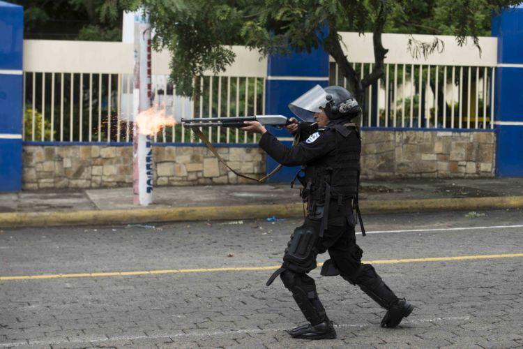 285 asesinatos en 70 días de represión del régimen Ortega-Murillo