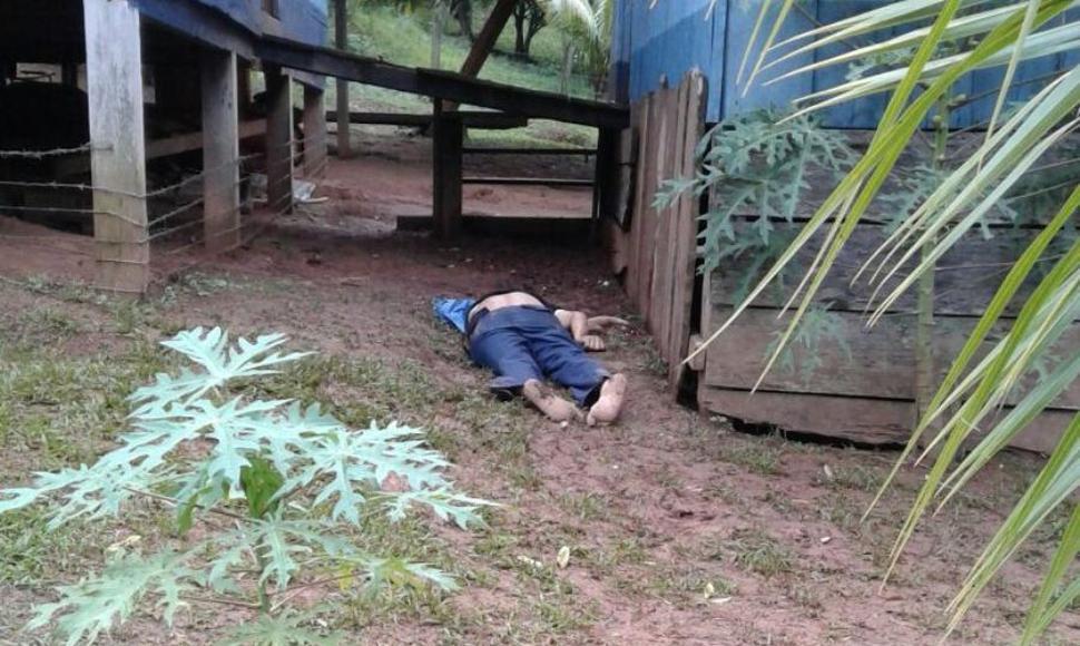 Ataque en el Caribe Norte deja dos policías y un civil muertos. Fotos: Cortesía