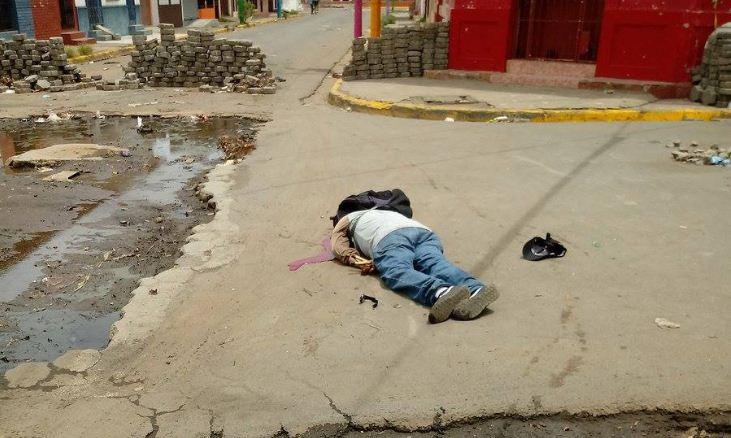 Otra embestida brutal de la dictadura de Daniel Ortega contra Masaya. Foto: Cortesía