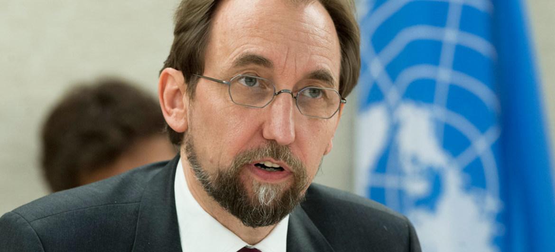 Alto comisionado de la ONU condena violencia en Nicaragua ante el consejo de derechos humanos Foto ONU: JM Ferré