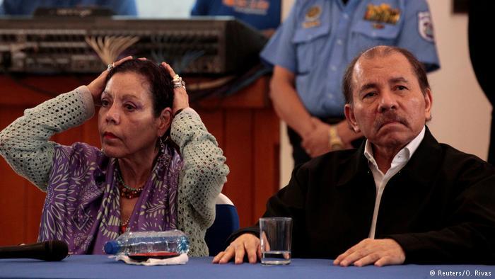 Régimen de Daniel Ortega incumple acuerdo de invitación a organismos internacionales de Derechos Humanos. Foto: Reuters