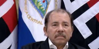 Daniel Ortega, presidente de Nicaragua. Foto: La Prensa