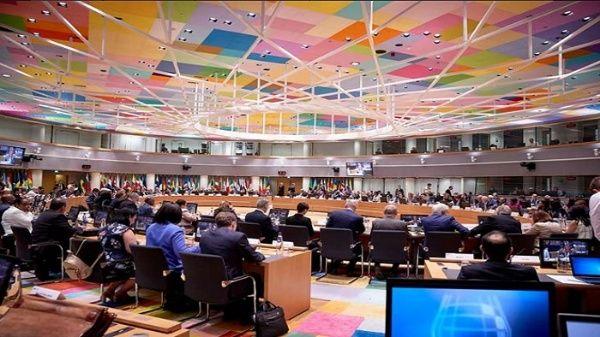 Reunión de Ministros de Relaciones exteriores de Latinoamerica, El Caribe y de la Unión Europea. Foto: tomada de TeleSurTv