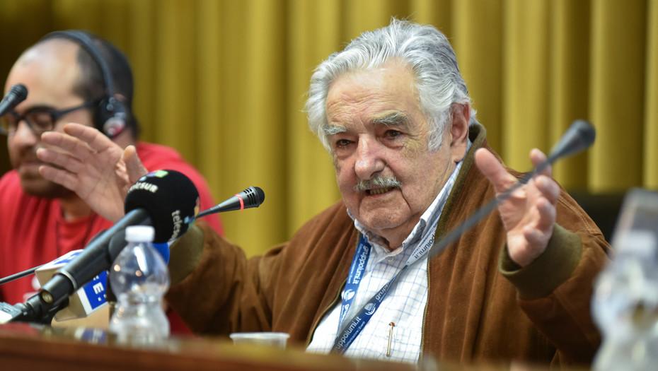 José Mujica, expresidente de Uruguay y actual senador, apoya la condena a las acciones cometidas por el régimen de Daniel Ortega. Foto: tomada de El Clarín