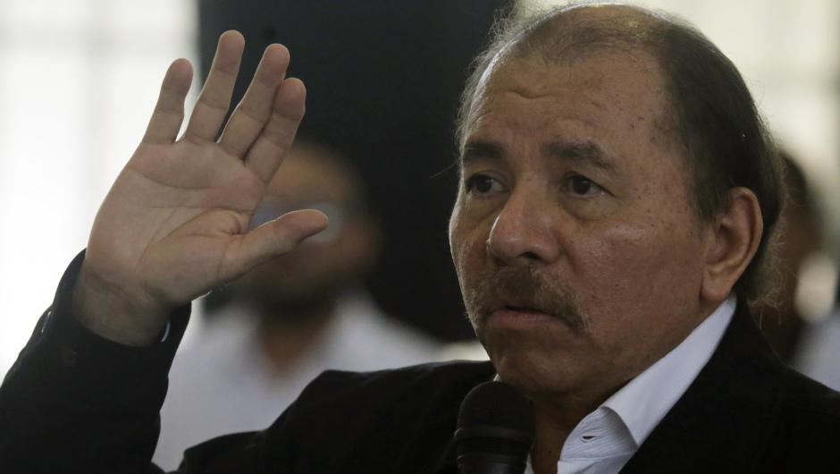 Daniel Ortega se quedan sin cooperación internacional. Foto: tomada de CNN