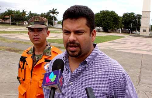 Fidel Moreno, es señalado de liderar a las turbas orteguistas