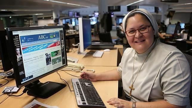 Madre Xiskya, la monja tuitera pide a gobernantes del mundo actuar contra Ortega