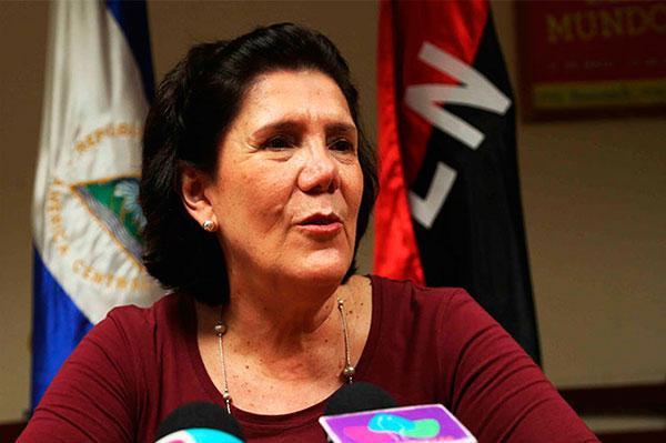Marcia Ramírez deja el Ministerio de la Familia y se va para España