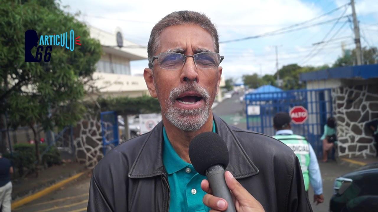 Dictadura se ensaña contra Unamos: Policía arresta a Víctor Hugo Tinoco