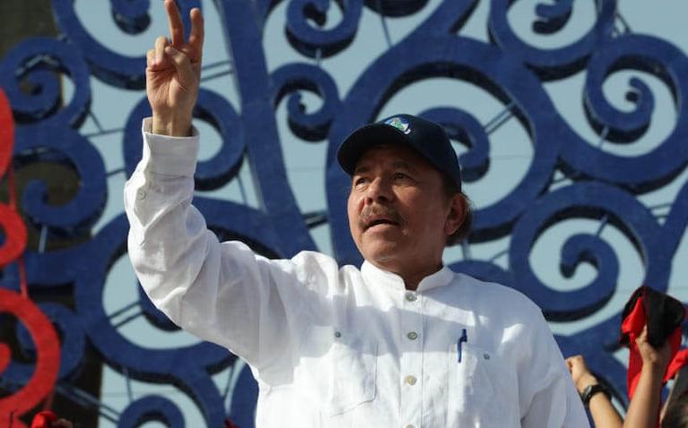 Daniel Ortega declara la guerra a la Iglesia Católica a quien señala de golpista. Fto: 19digital