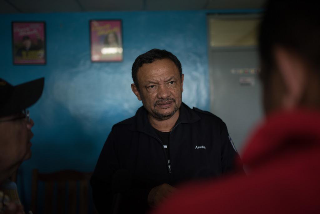 "Comisionado Ramón Avellán, responsable de 35 asesinatos en Masaya, distinguido como ""hijo dilecto"" por el régimen de Ortega"