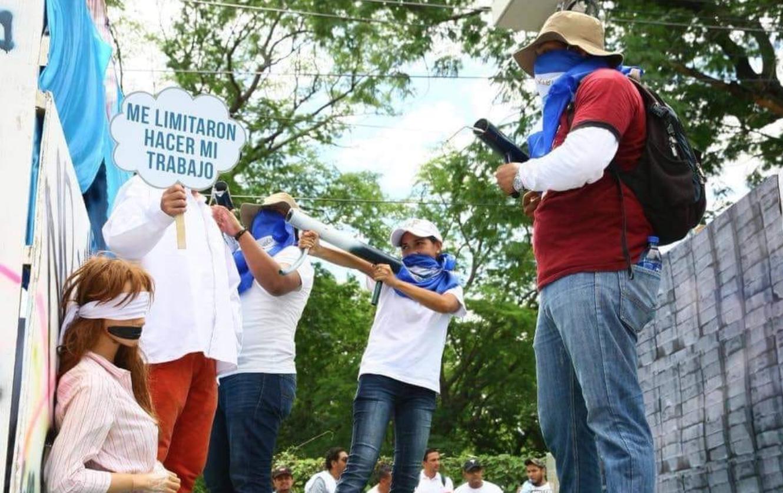 """Orteguismo recurre al """"teatro"""" para convencer a la militancia que se que le fue"""