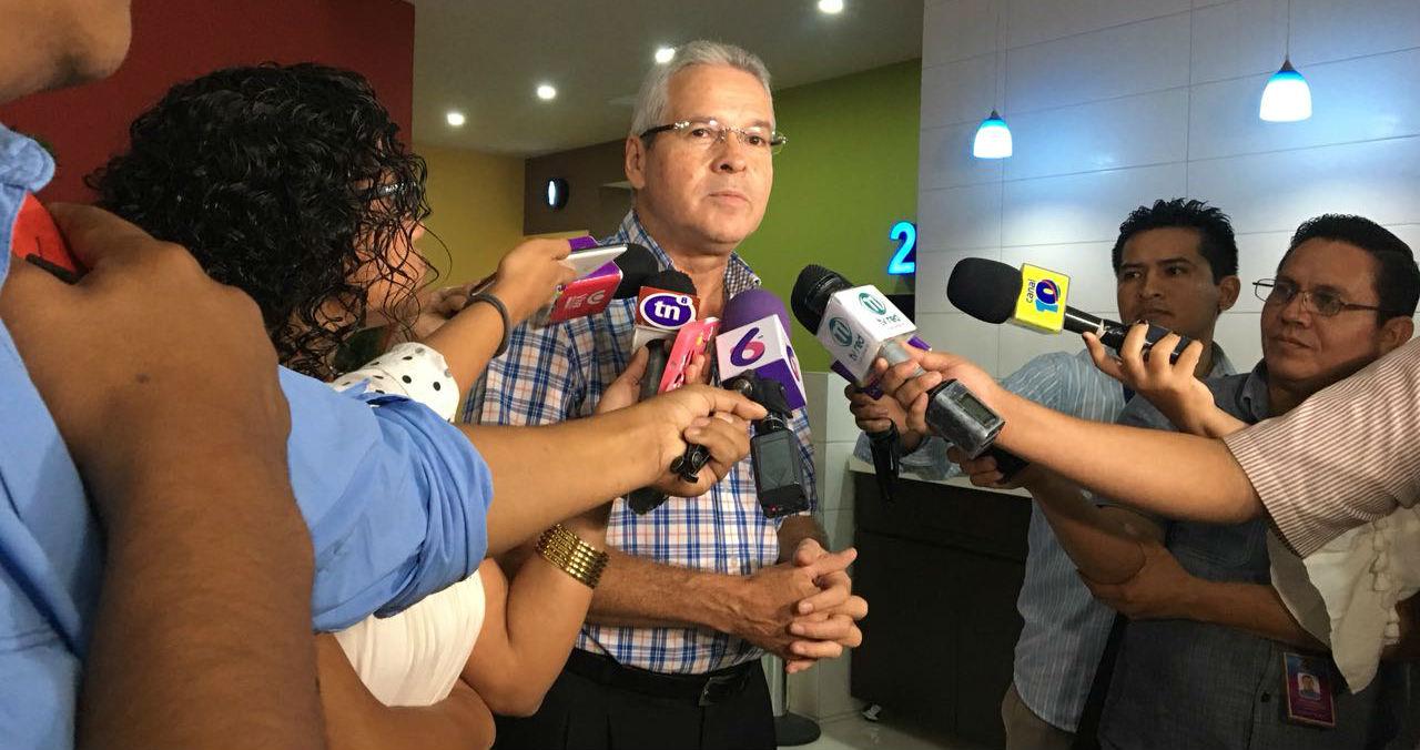 Carlos Pastora, gerente general de Canal 10 estará bajo investigación por parte de la Unidad de Análisis Financiero, según anunció la entidad gubernamental. Foto: Archivo