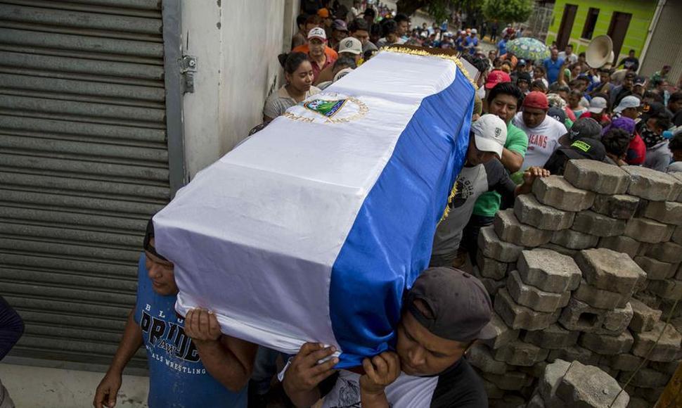 """Nicaragua es el """"rostro más impune"""" de la violación a Derechos Humanos, según sociedad civil latinoamericana. Foto: END"""