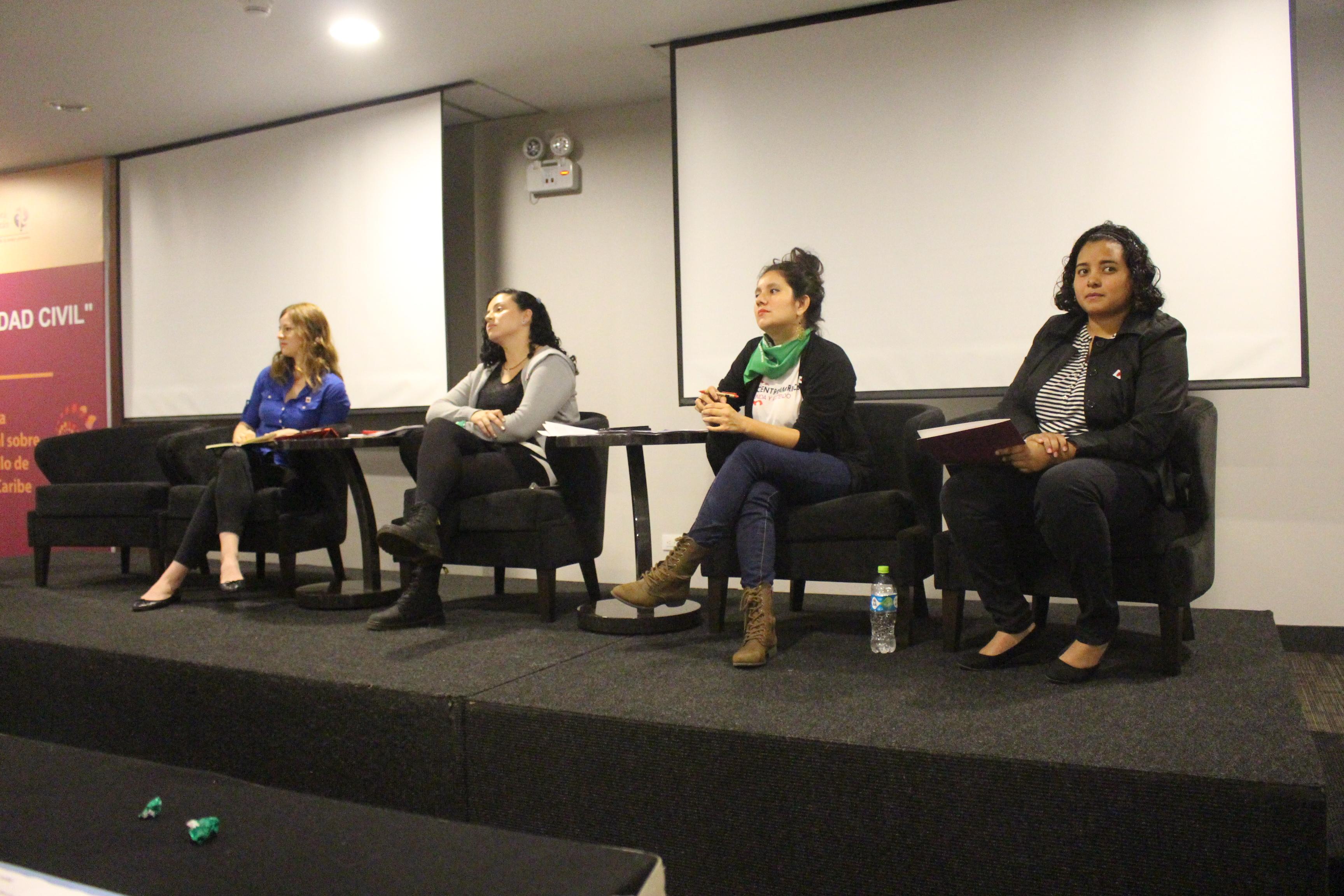 Feministas latinoamericanas señalan que régimen de Ortega ha perdido toda legitimidad. Foto: Maryórit Guevara/Artículo 66