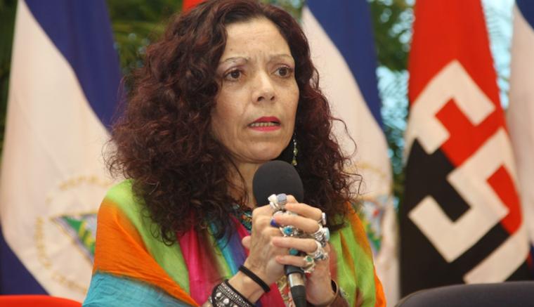 Rosario Murillo: Sus ofensas y sus expresiones faciales reflejan miedo y odio