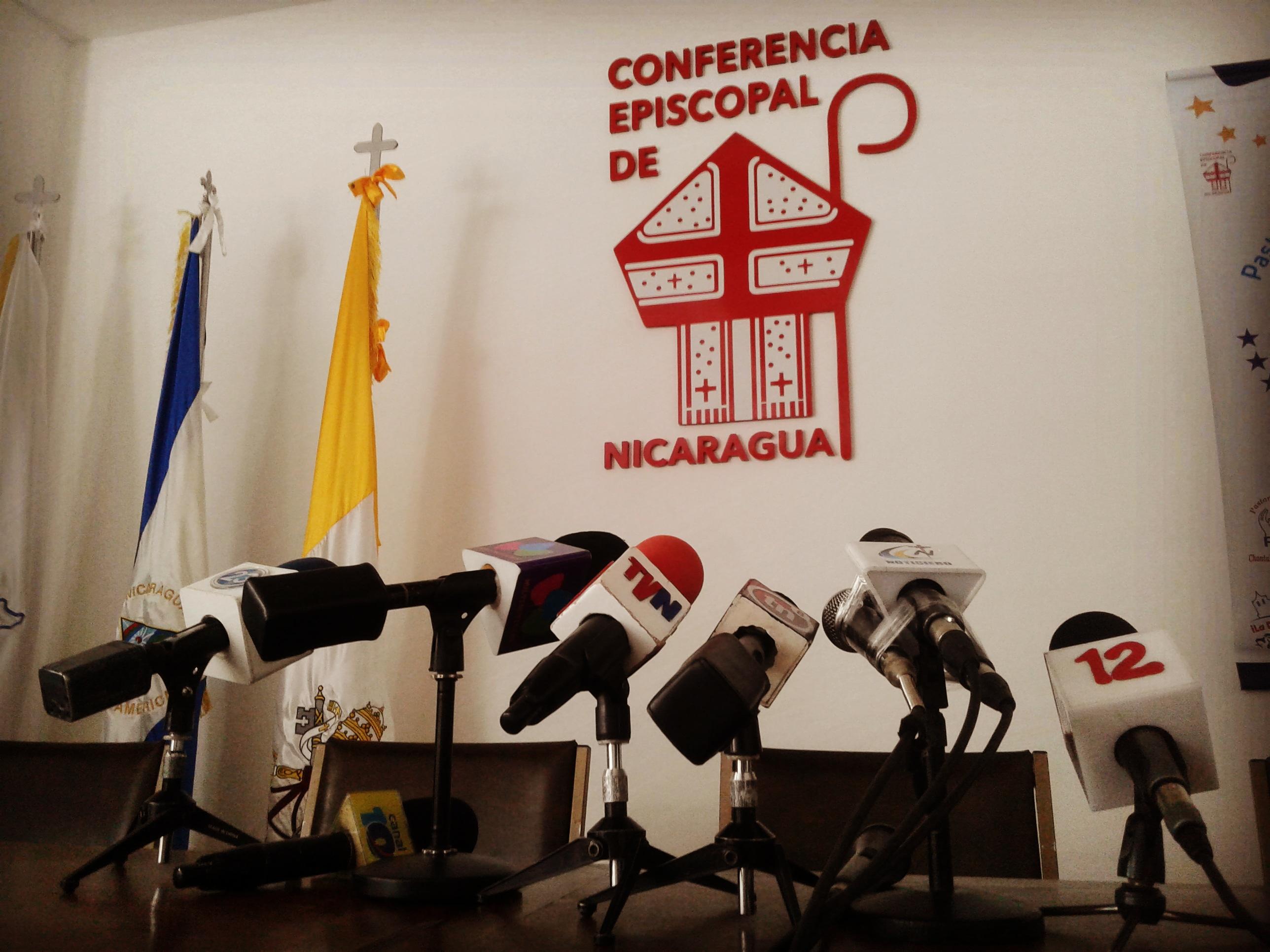 El régimen orteguista acosa a la prensa católica nicaragüense. Foto/Cortesía