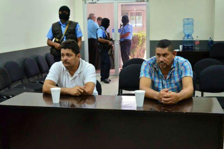 Medardo Mairena y Pedro Mena, dos líderes políticos convertidos en presos políticos por el régimen de Daniel Ortega