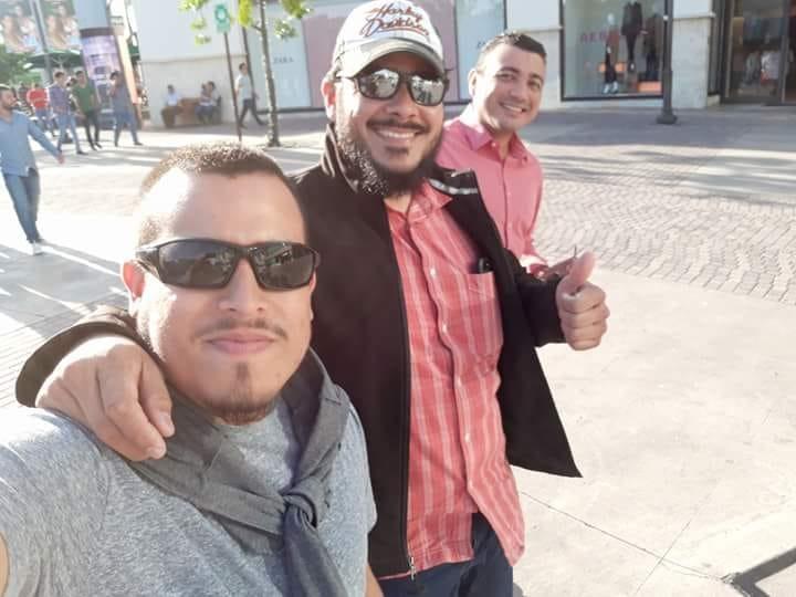 Régimen captura en Rivas a Santiago Fajardo (izq), hermano de Cristhian Fajardo (Derecha). Foto: Cortesía