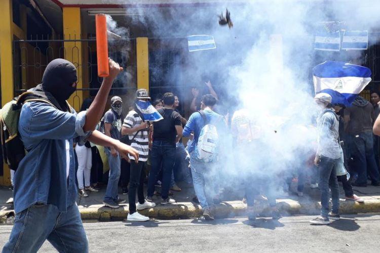 CIDH preocupada ante migración forzada de ciudadanos perseguidos en Nicaragua. Foto: La Prensa