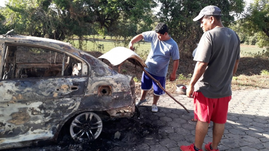 Dos crímenes en medio de la normalidad que pregona Daniel Ortega. Foto/END
