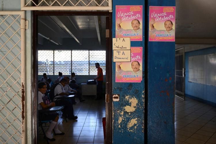 Despiden a maestros en Estelí por respaldar protestas azul y blanco. Foto: Confidencial