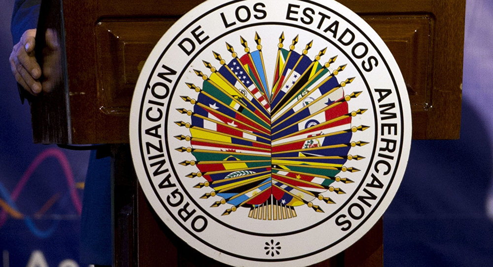 OEA aprueba resolución para crear Comisión de Seguimiento de la violencia en Nicaragua